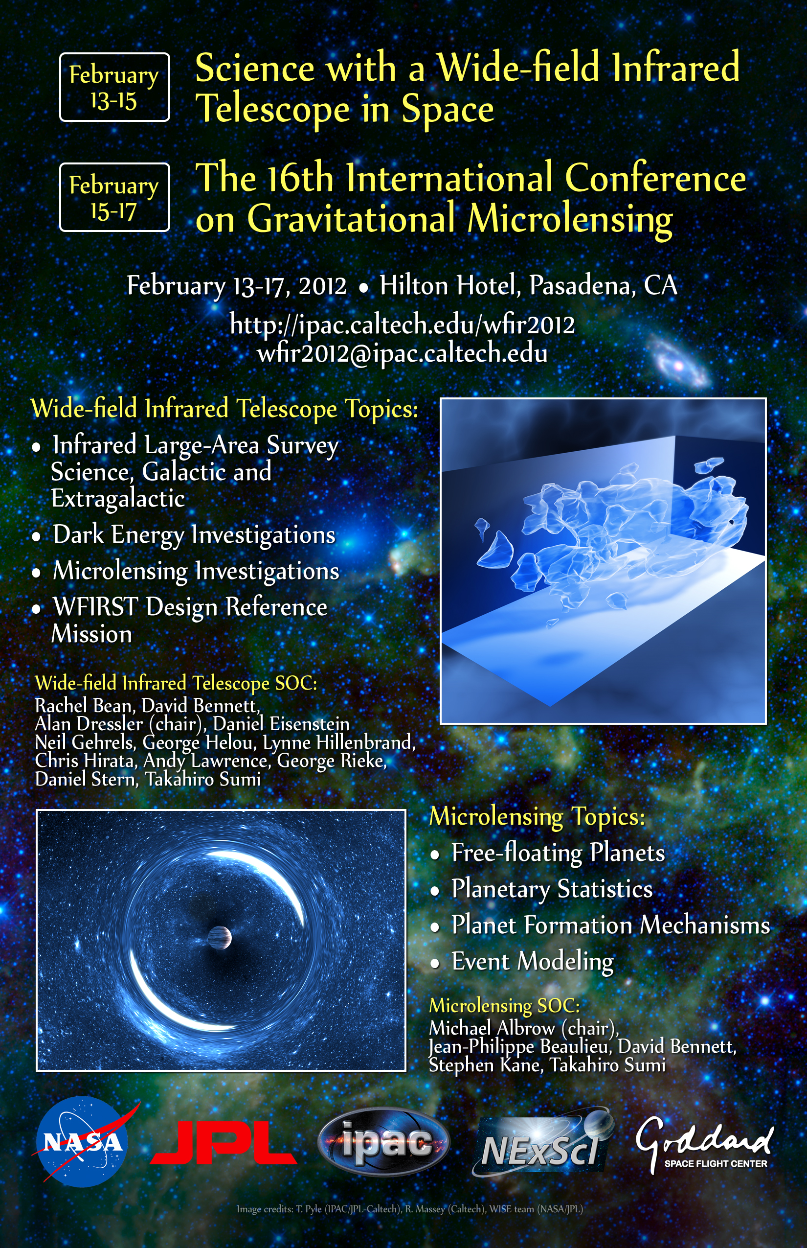 WFIR 2012 Conference Poster